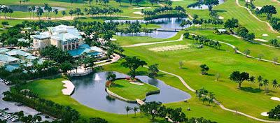 campos de golf en miami