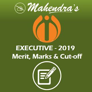 IDBI | Executive - 2019 | Merit, Marks & Cut-off Released