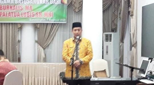 Mengenal Rektor Baru IAIN Batusangkar, Dr Marjoni Imamora, M.Sc