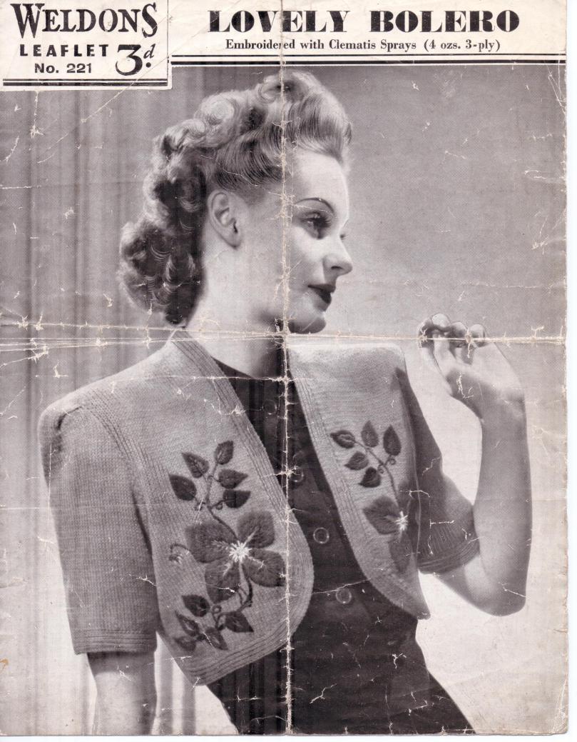 The Vintage Pattern Files: November 2016