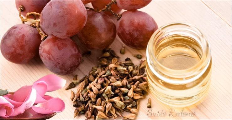 Ingredientes para hacer aceite de rosas