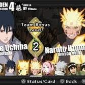 Naruto Ultimate Ninja Impact Mod Storm 4 Apk v4.0 Terbaru For Android