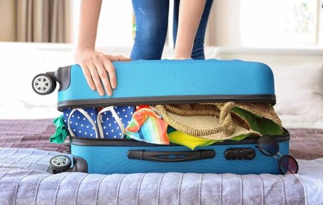 Tips Packing Koper untuk Liburan Agar Tidak Makan Tempat