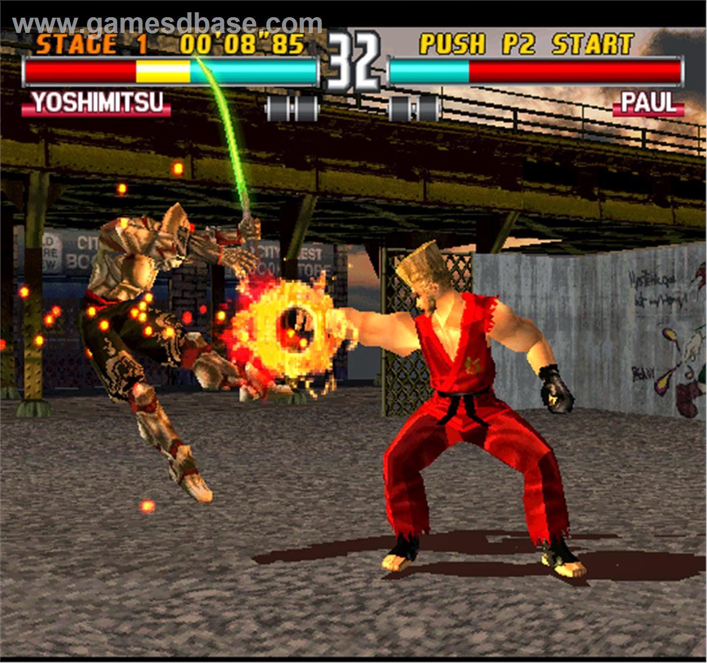 Tekken 7 Game For Pc Download Windows: Tekken 3 Game For Pc Highly Compressed (29 MB) Free