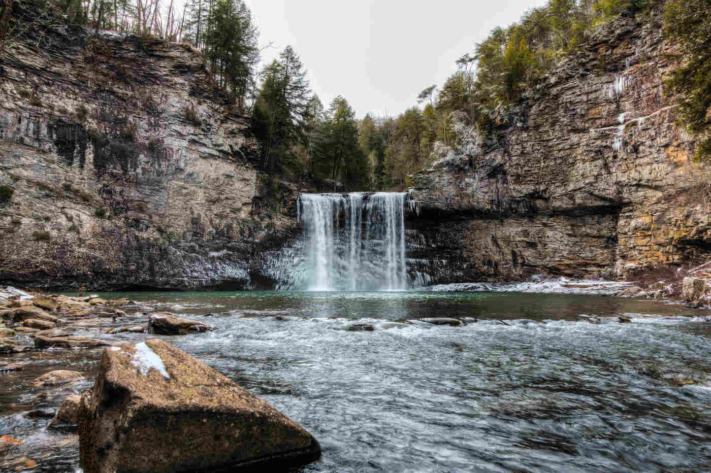 fall creek falls state park - 11 best state parks in the united states