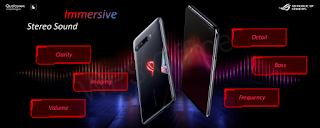 Speaker Asus ROG Phone 3
