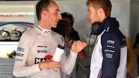 Robert Kubica Sergey Sirotkin Williams F1 2018