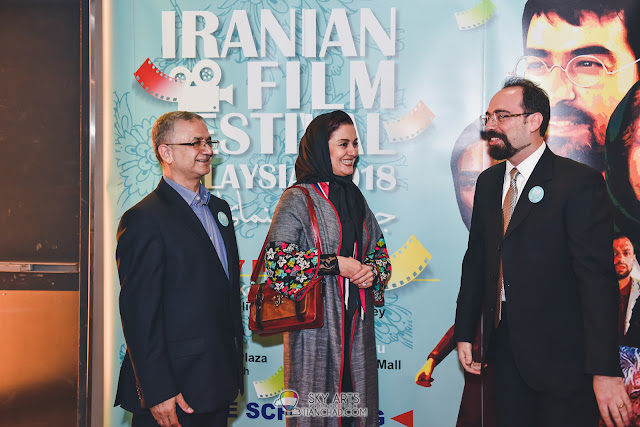 Iranian Film Festival 2018 Malaysia Launch at GSC Pavilion KL