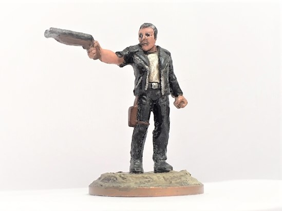 Reaper Bones Rex Dark Future Hero (Mad Max The Road Warrior)