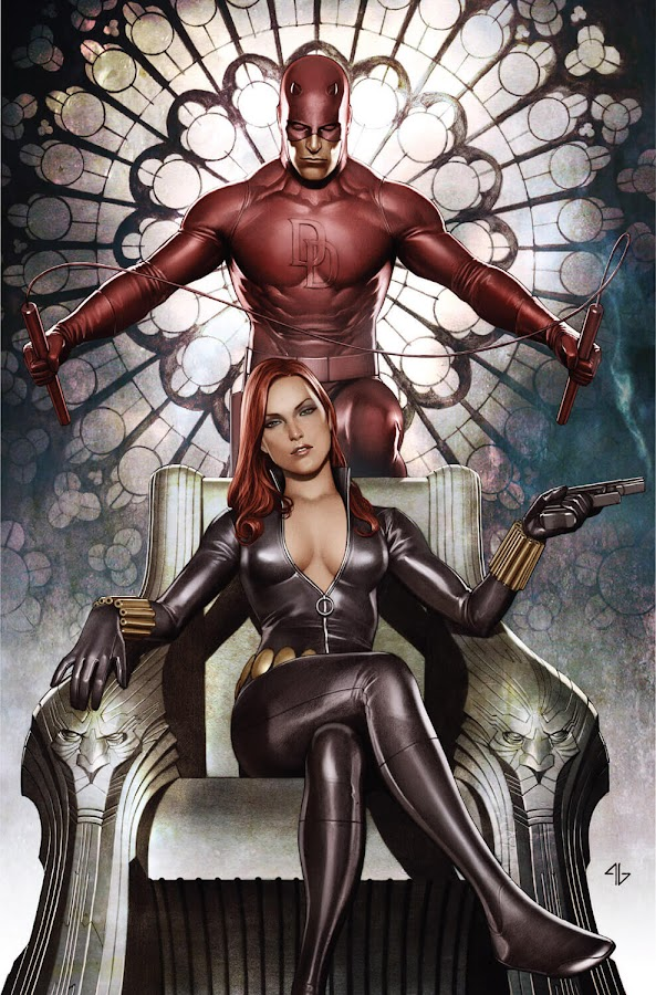 black widow deadly origin natasha romanoff marvel comics icepick protocol daredevil matt murdock paul cornell adi granov
