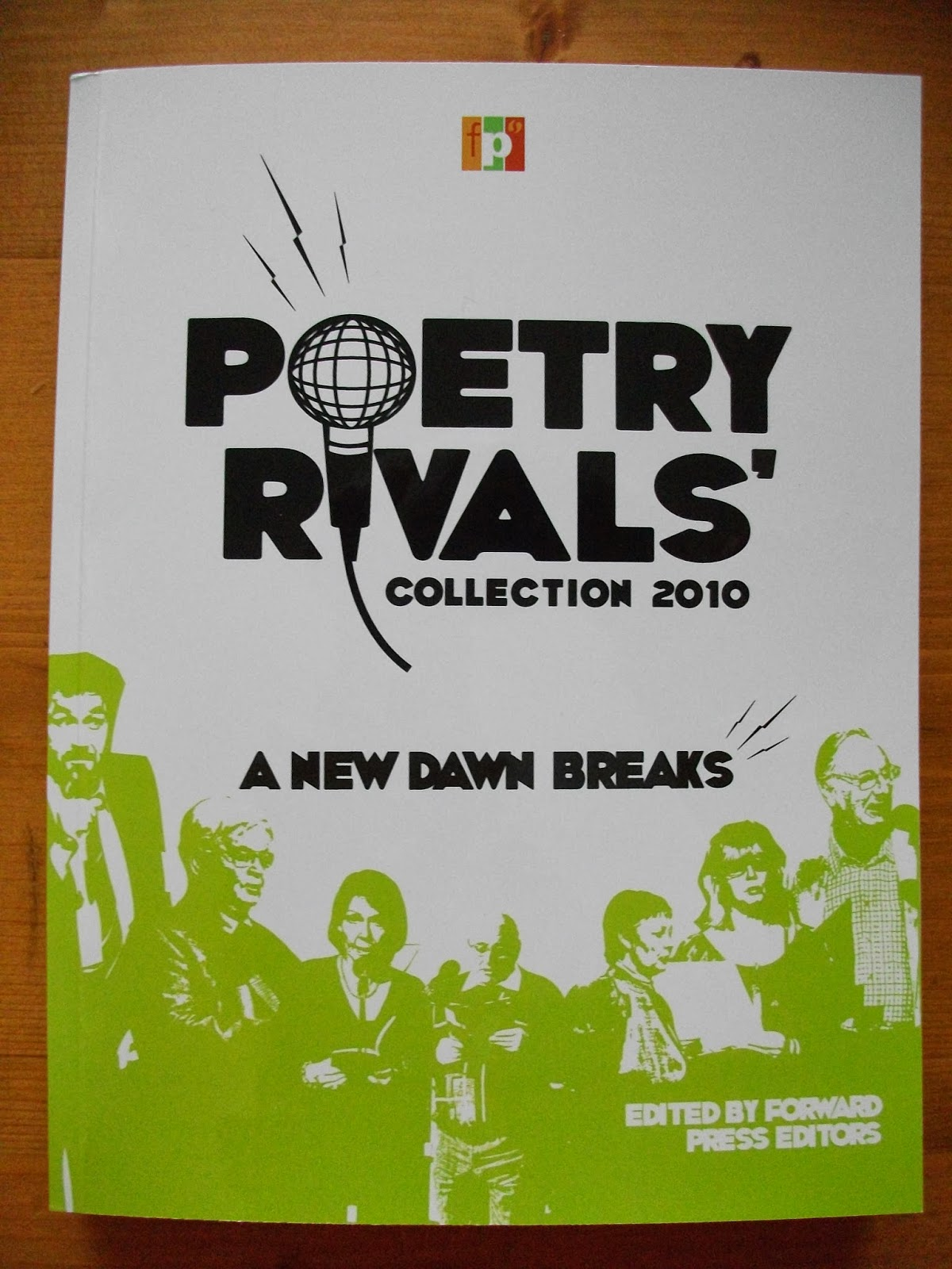Poetry Rivals 2010 Published!