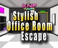 Knf Stylish Office Room Escape Walkthrough