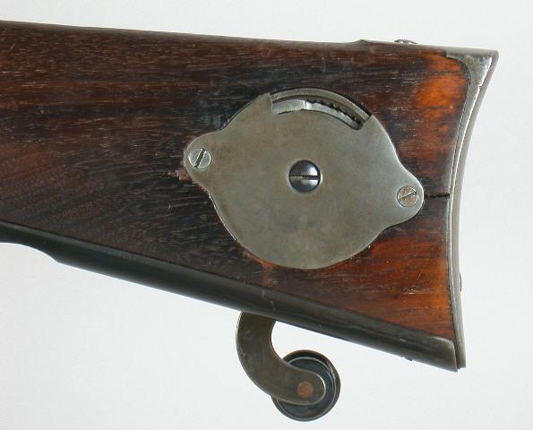 美國內戰時士兵所用的夏普卡柄槍Sharps rifles,槍托還加裝小磨豆機,有此可見士兵在戰場上非常依賴咖啡提神。不過這樣說法為許多歷史/文物專家質疑,因為美國復刻山寨的老式武器甚多,而且有人特別拿來試磨後,發現效果甚差。
