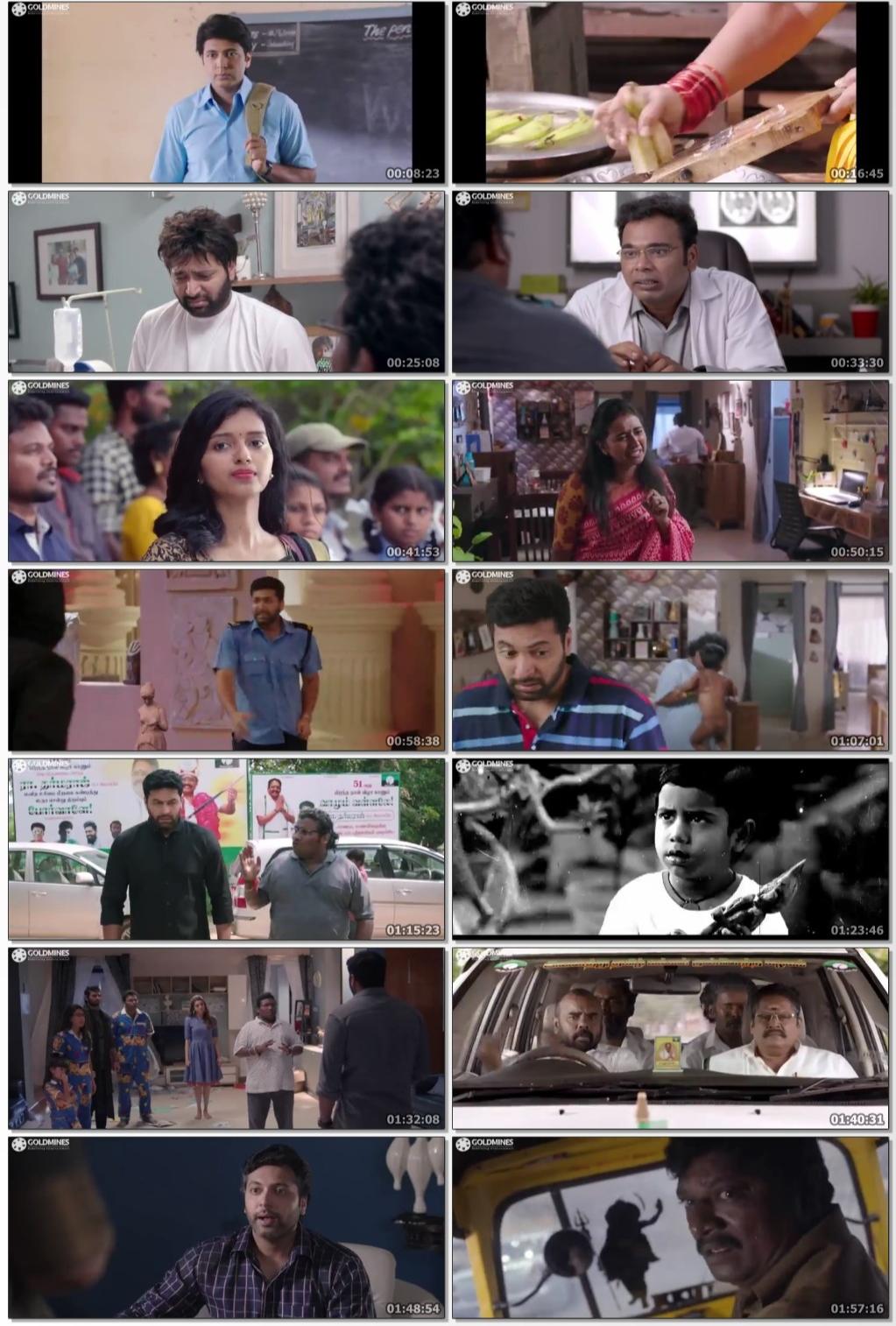 Comali 2020 Hindi Dubbed 720p HDRip 900MB Download