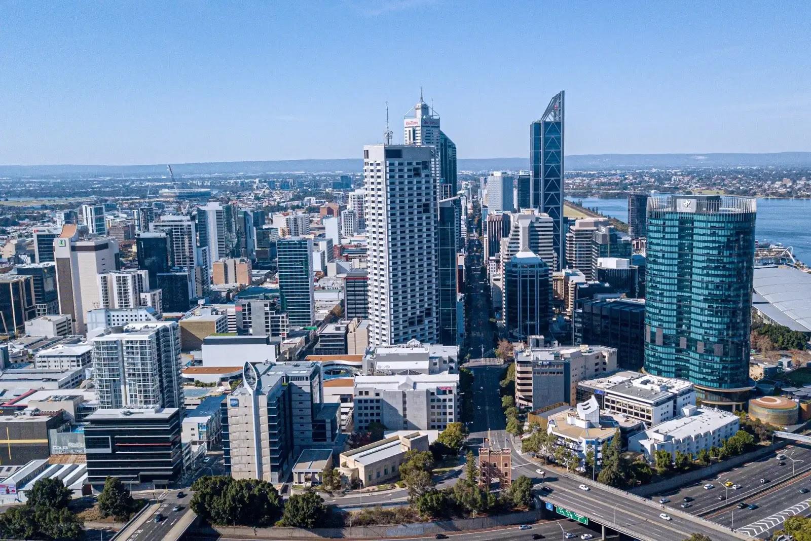 オーストラリア パース 経済