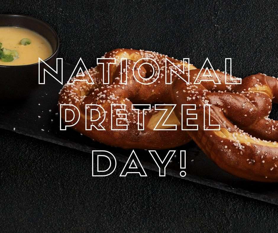 National Pretzel Day Wishes Lovely Pics