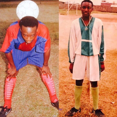 Singer Kcee Shares Throwback Photos, Encourages Others Not To Give Up On Tomorrow