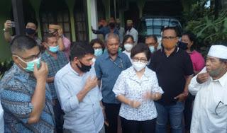 PAHAM Bertemu Anggota DPD RI Djafar Alkatiri