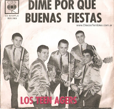 Los Teen Agers