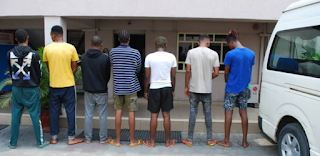 Bitcoin Fraud, Seven arrested in Port Harcourt
