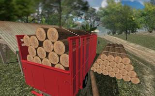 ES Truck Simulator ID Mod Apk Unlimited Money
