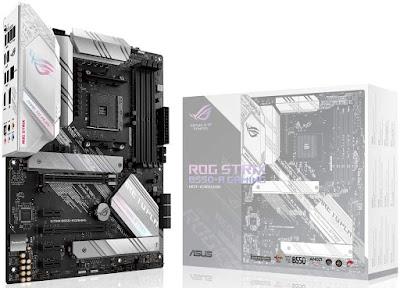 Asus RoG Strix B550-A Gaming