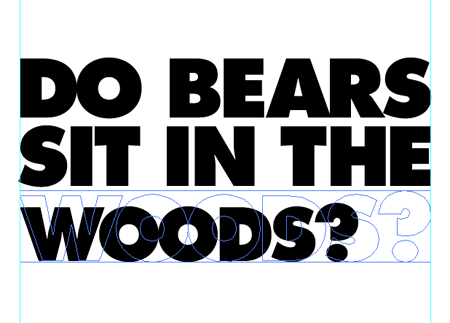 Thiết kế in áo thun Vector Gấu dễ thương trong Illustrator