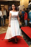 Actress Pooja Salvi Stills in White Dress at SIIMA Short Film Awards 2017 .COM 0108.JPG