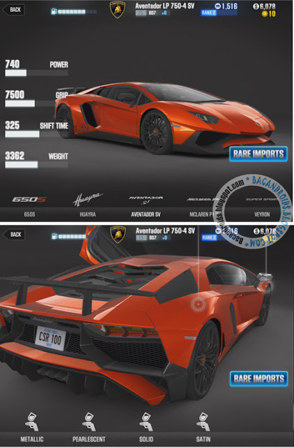 download CSR Racing 2 Mod Unlimited Money Fuel APK Android Free