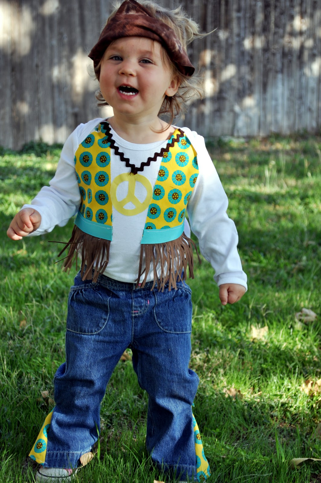 Granthamania October 2011. SaveEnlarge · Womens Hippie Costume ...  sc 1 st  Meningrey & Baby Hippie Costume - Meningrey
