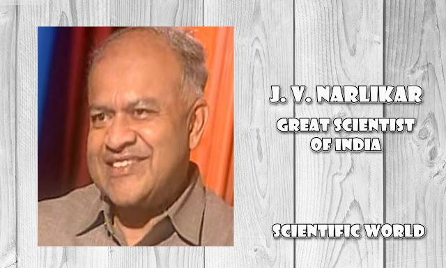 Jayant Vishnu Narlikar