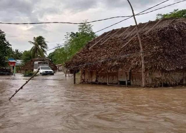 Viktor Manek Ungkap Banjir Bandang Melanda 23 Desa di Malaka, 3 Meninggal.lelemuku.com.jpg