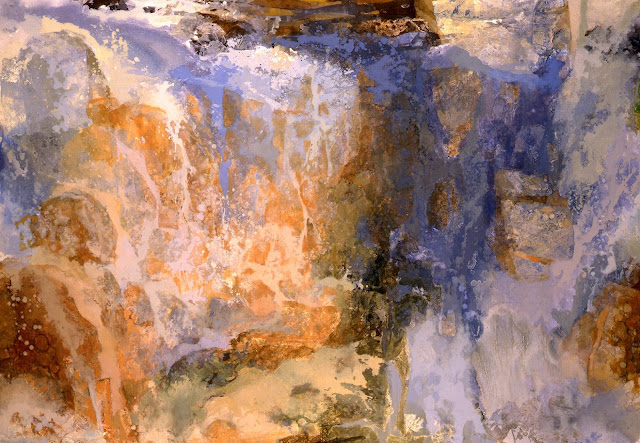 Kathleen Gemberling Adkison - Abstract Expressionism