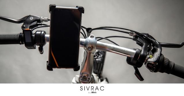 imiro 電動自行車,訂製USB充電手機架