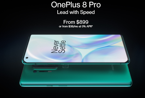 What is OnePlus 8 pro?