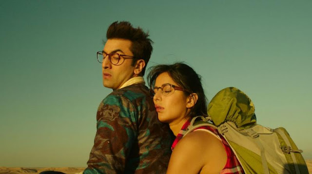 Best Shots from Upcoming Movie Jagga Jasoos 2017