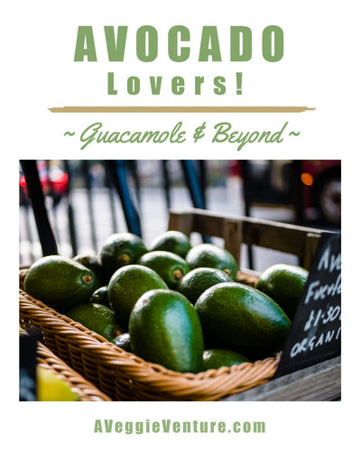 Avocado lovers rejoice! A whole collection of seasonal Avocado Recipes ♥ AVeggieVenture.com, savory to sweet, salads to sides, soups to supper, simple to special. And guacamole! Many Weight Watchers, vegan, gluten-free, low-carb, paleo, whole30 recipes.
