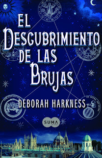 Descubrimiento brujas souls harkness