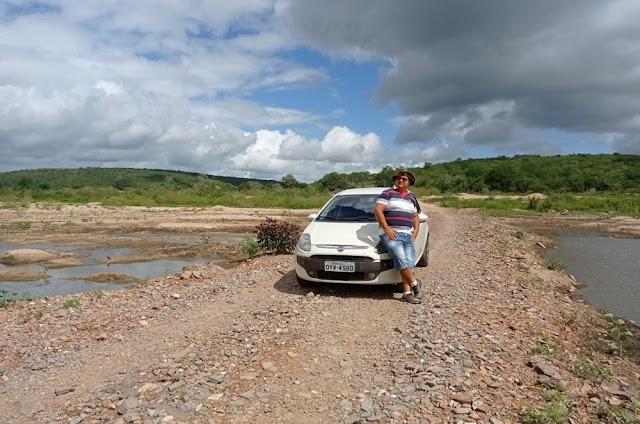 Rio Ipanema/AL: Um divisor de águas entre Pernambuco e Alagoas
