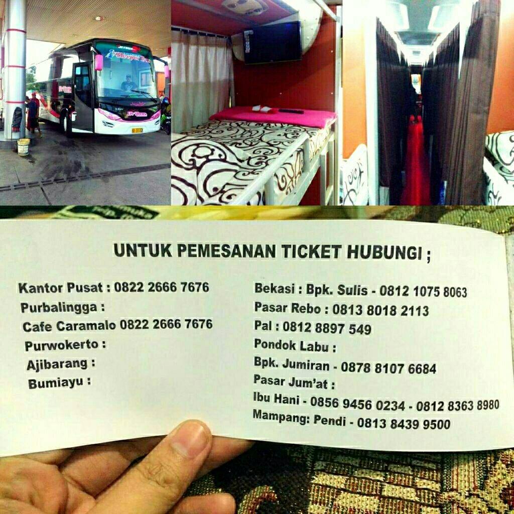 Ini Dia Bus Bus Mewah Di Indonesia Yang Patut Agan Coba Kaskus