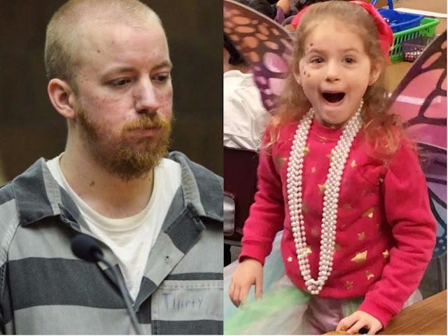 Отчим зарезал и сжёг 5-летнюю кроху за то, что она разбудила его и попросила еды