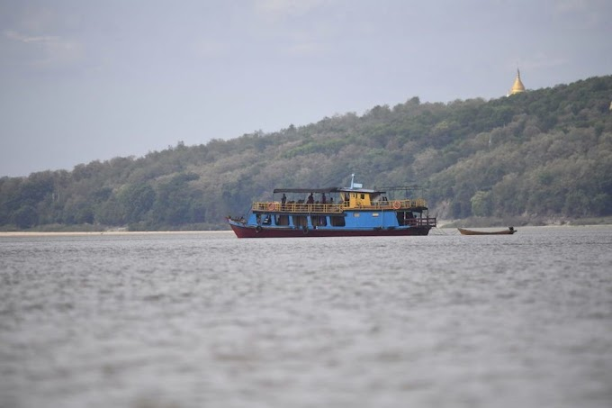 Why should you visit towards Irrawaddy Dolphin?