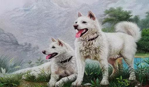 (4) Korean Embroidery