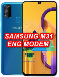Samsung M31 SM-M315F Binary U2 Eng Modem File-Firmware Download