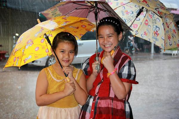 Niñas Laosianas (Savannakhet)