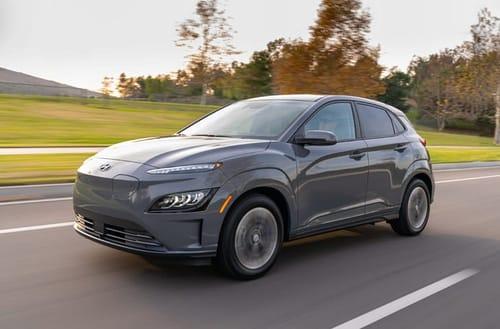 Hyundai launches new Kona electric models