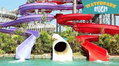 Bugis Waterpark