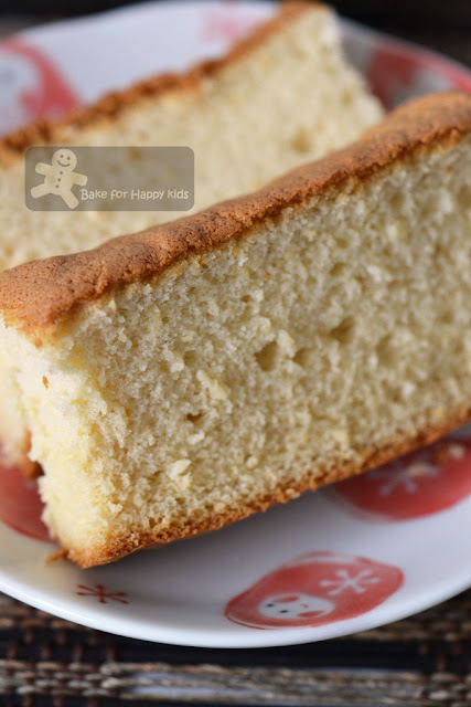 Castella Angle Cake