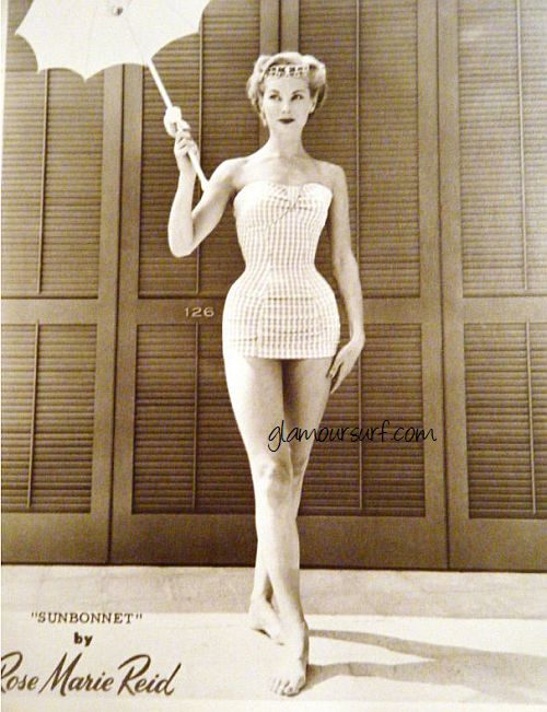 ea2f794e629 Glamoursplash: More Rose Marie Reid Swimsuits