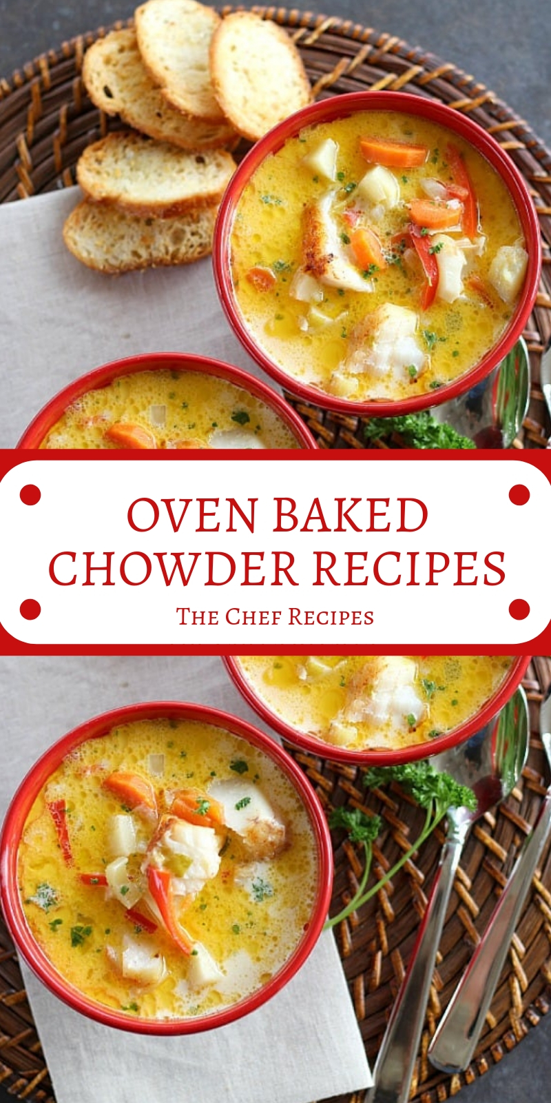 OVEN BAKED CHOWDER RECIPES